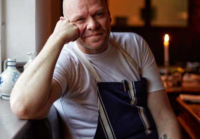 Portrait of Chef Tom Kerridge