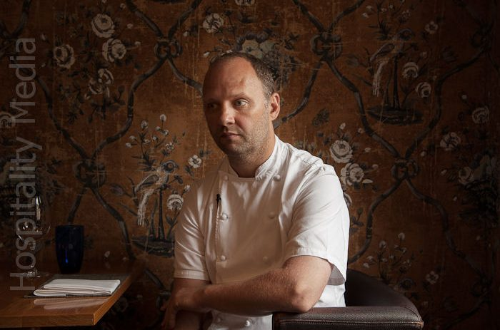 Portrait of Simon Rogan
