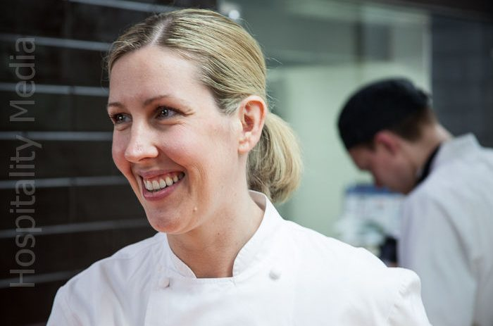 Portrait of Clare Smyth