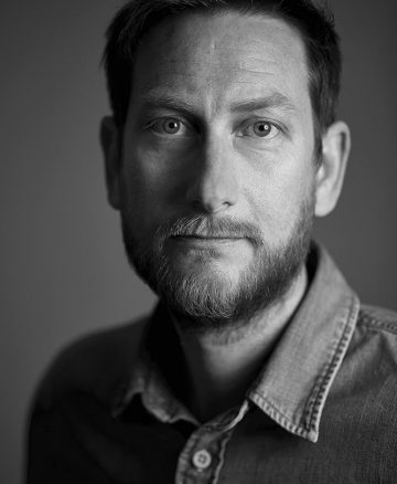 Portrait of David Cotsworth Photographer