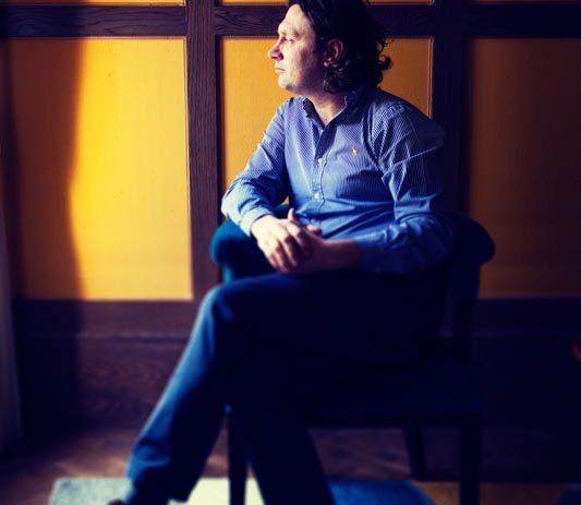 Portrait of Shaun Rankin