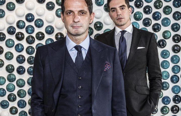 Paulo de Tarso and Nicolas Jaouen