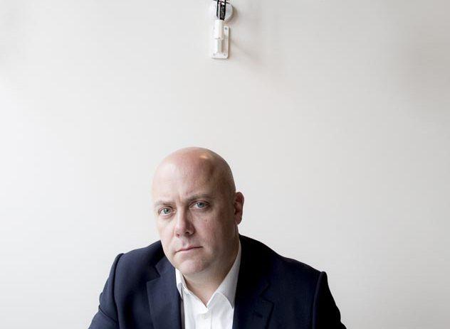 Portrait of Peter Prescott