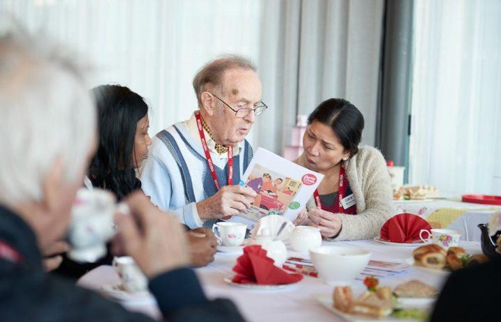 Unilever Tea Party