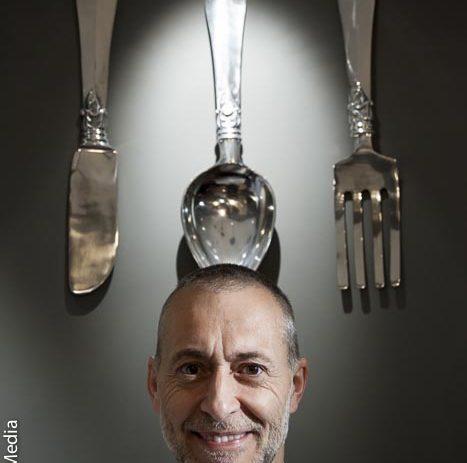 Portrait of Michel Roux