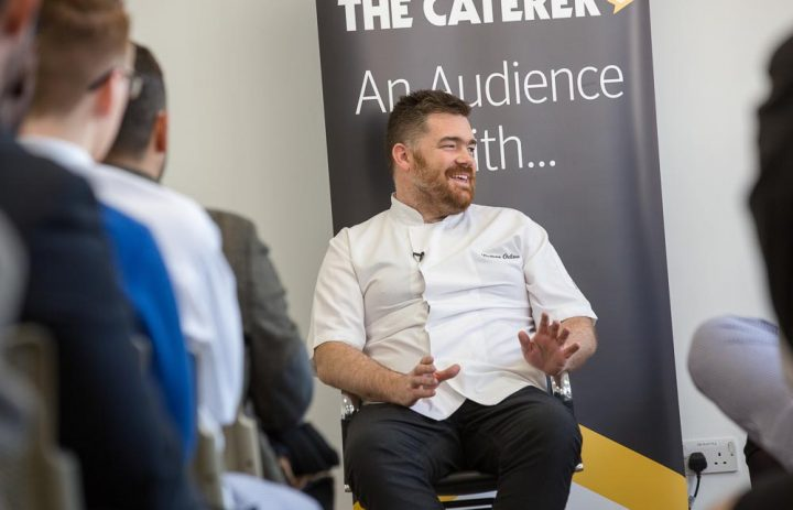 An Audience with Nathan Outlaw