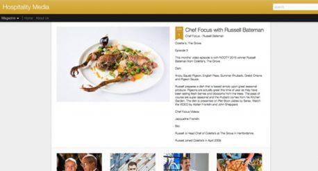 Hospitality Media on Blogger