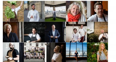 Top 20 Portraits in Hospitality 2017