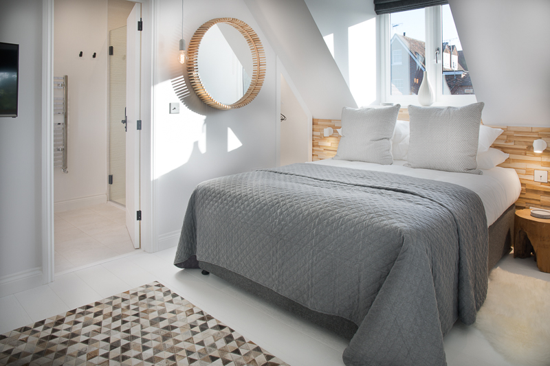 Scandi Room at The West House
