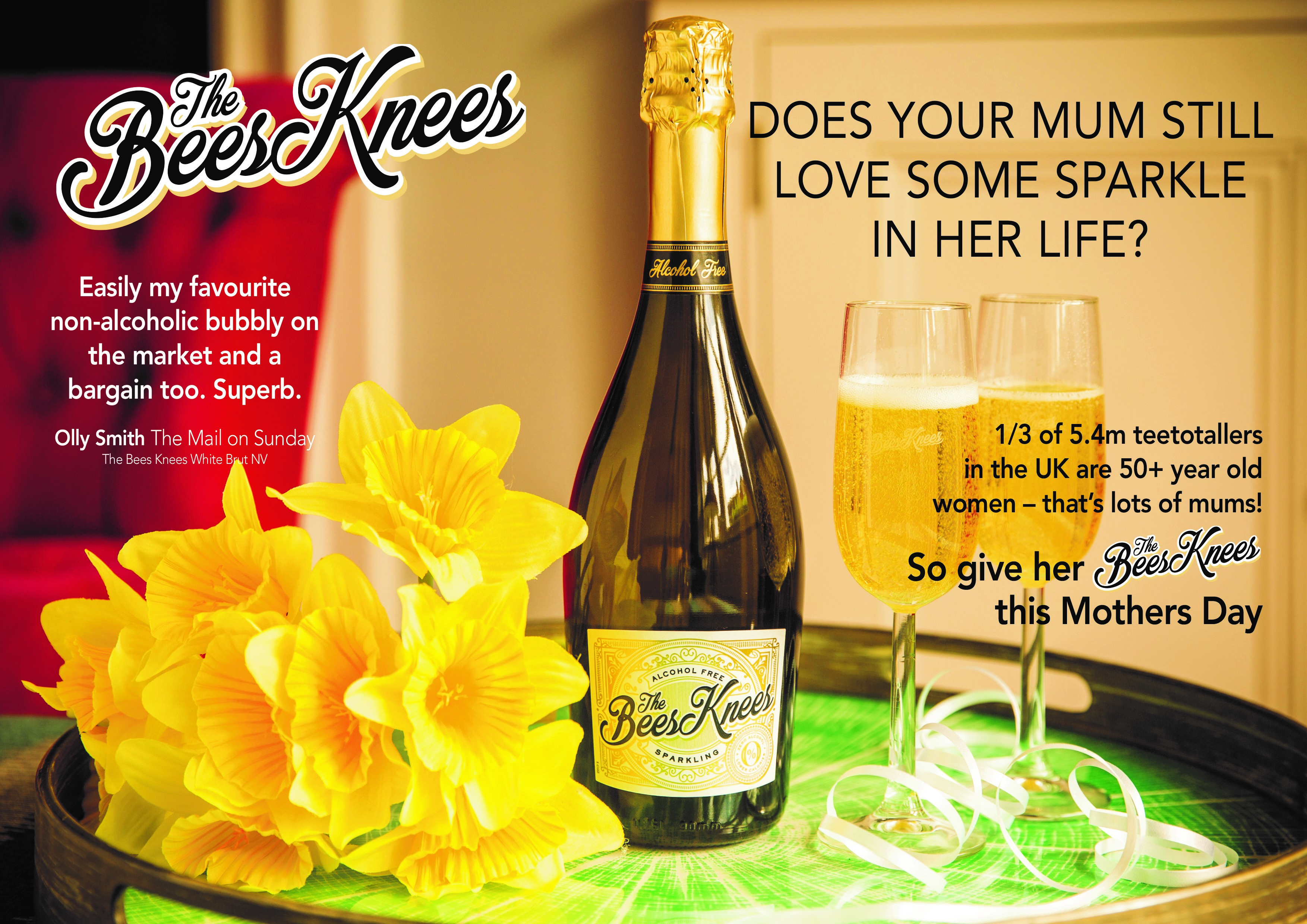 Bees Knees, Mothers Day