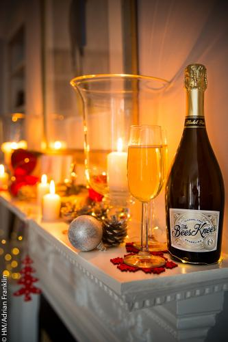 Bees Knees Sparkling, Christmas